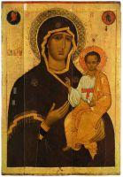 Чудотворная икона Божией Матери «Одигитрия»